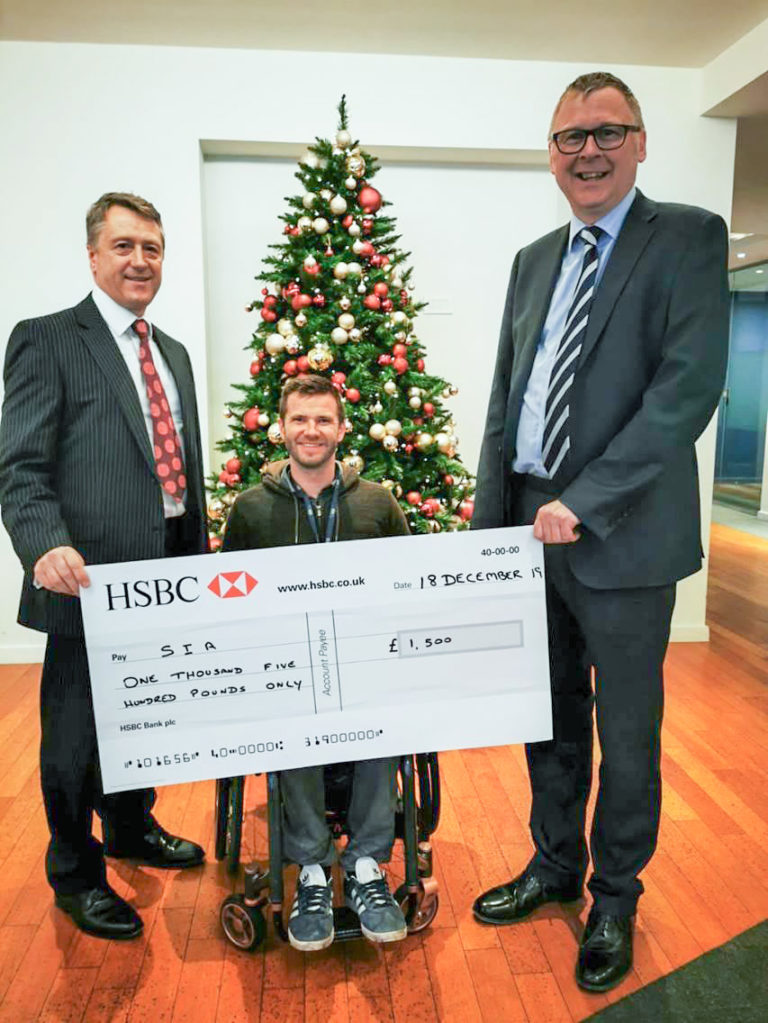 spinal injuries cheque